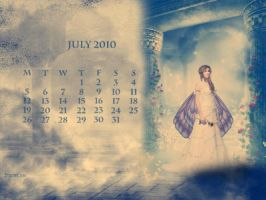 July calendars by Ithildiel