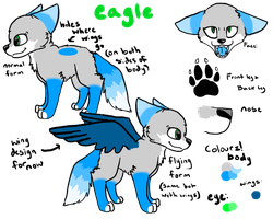 eagle Ref by eagle564