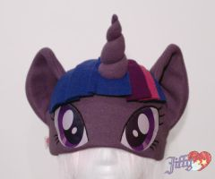 Twilight sparkle inspired hat by OnJedone