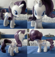 My Little Fashion Style Rarity by mooncustoms