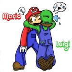 Mario and Luigi by Roach-Chan