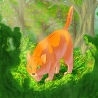 Fireheart by Elzux