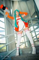 Hatsune Miku - GoodSmile Racing ver. by Inoshindashin