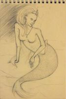mermaid by TinaGrey
