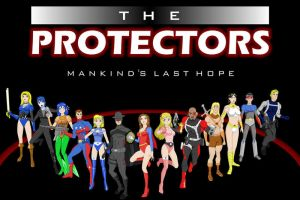 The Protectors - wallpaper by Dangerman-1973