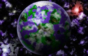 Planet wide by tempus