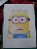 Minion by Chelsea93roc
