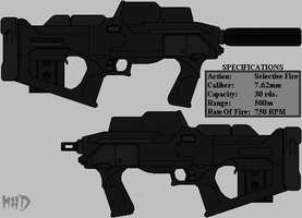 UTF-SMG-Ver. 2 by hughesdm