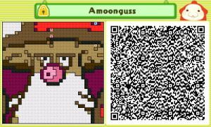 Pushmo Amoonguss by EternalSword7