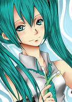 The World Is Mine_Miku Hatsune by Kyogurt-Star459
