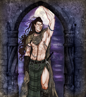 The Celtic Window by stacemyster