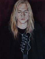 Jerry Cantrell by randombunnies