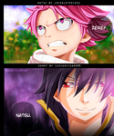 Fairy Tail 445 - Dragneel Brothers by IchigoVizard96