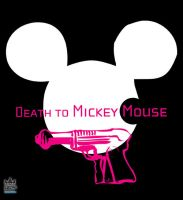 Death To Mickey Mouse design by cosmicsoda