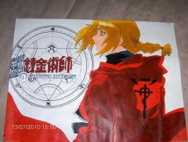Edward Elric number 2 by Very-Mary-Bell