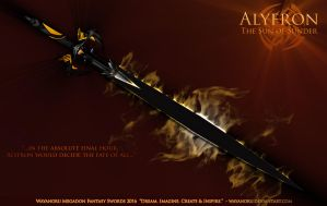 Alyfron, The Sun Of Sunder by Wayanoru