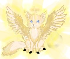 Contest - Angelic Bs Adoptable by darkfox907