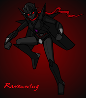 Ravenwing by Timothius