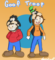 Groomp Troop by ScruffMuhGruff