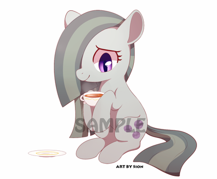 Marble Pie by aosion
