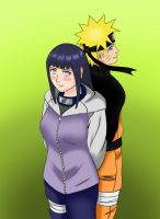 NaruHina by odinforce23
