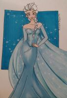 Elsa by Sew-What