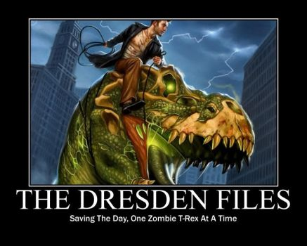 The Dresden Files by Gir-of-Spades