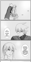 SoMa Medieval AU - Leaving by KeksFanxXx