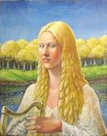 Lady of the Golden Wood by TolmanCotton