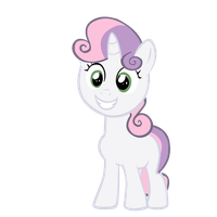Sweetie Belle by Coolez