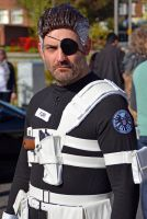 Stoke-Con-Trent 2014 (48) Nick Fury by masimage