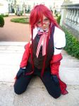 Grell by Minami19