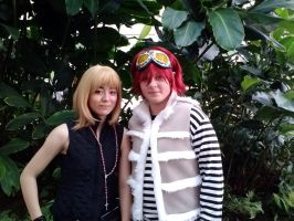 Matt and Mello by my-name-is-totoro