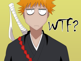 Common reaction in Bleach by JackSGC