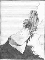Yagami. by AnLPsoldier