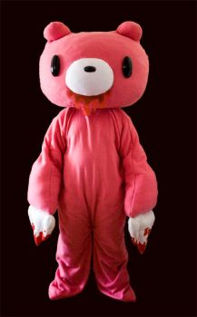 Gloomy Bear costume1 by SomaKun