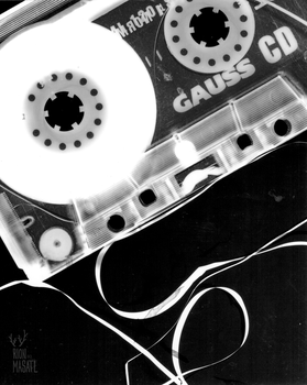 Cassette by whitekeej