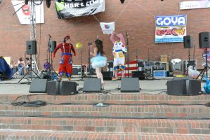 Puerto Rican/Latin Festival, The Funny Side 3 by Miss-Tbones