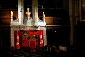 Thrones of the Senate by newperspectivephoto