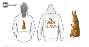 live laugh llamas {update///please read!} by tinydoodles