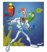 EARTHWORM JIM by Chadfuller
