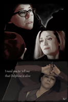 I Need You (Cophine Digital Painting) by julesrizz