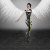 Borderlands 2 Angel by ArmachamCorp