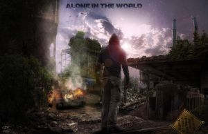 Alone In The World by PouicA