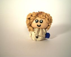 Doctor Who River Song Pendant by sweet-geek