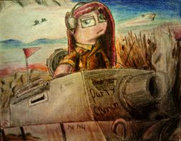 Party Tank by MrMickA