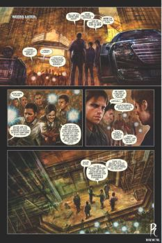 Earp, issue 1, pg. 50 by RadicalArtDirecto