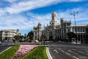 Madrid by slashero