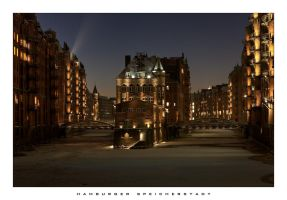 Hamburger Speicherstadt by RaMiBru