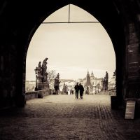 Old Town Love by siddhartha19